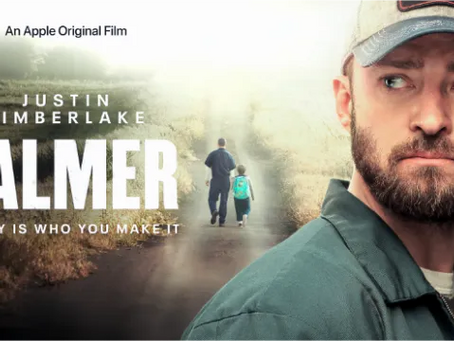 TV+: record de vues ce week-end grâce au film 'Palmer' avec Justin Timberlake