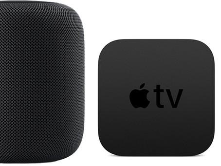 Bloomberg: une Apple TV avec haut-parleur HomePod intégré et caméra FaceTime + HomePod écran tactile