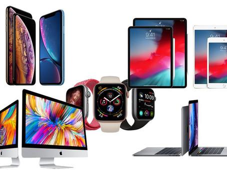 Bêtas 6 d'iOS/iPadOS 14.5, macOS 11.3, watchOS 7.4 et tvOS 14.5 sont disponibles aux développeurs