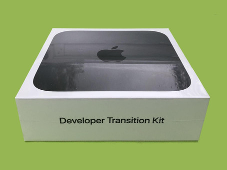 Apple exige le retour des Mac mini DTK avant le 31 mars