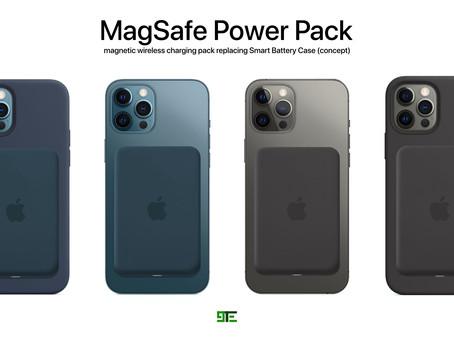 Rumeur: la batterie Magsafe supporterait la charge inversée