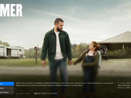 TV+: le film 'Palmer' avec Justin Timberlake est disponible