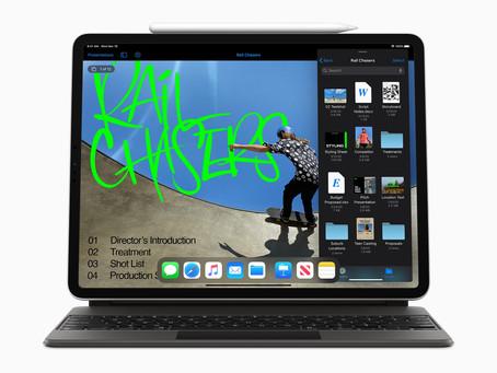 iPadOS 14.5 bêta 2 coupe le microphone sur iPad lorsque la Smart Folio est fermée