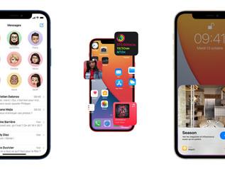 Apple cesse de signer iOS 14.7.1