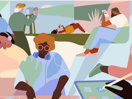 Apple célèbre le Mois de l'histoire des femmes et la Journée internationale de la femme