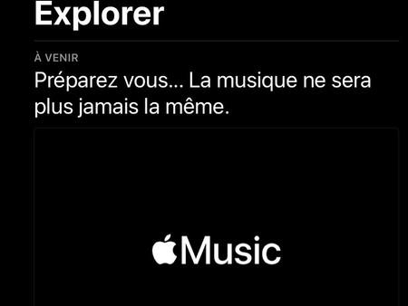 Apple tease l'arrivée d'Apple Music Hi-Fi ?