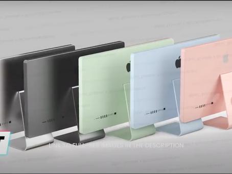 Rumeur: retour des couleurs pour le nouvel iMac