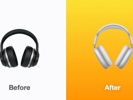 iOS 14.5 ajoute plus de 200 nouveaux émojis, y compris un emoji AirPods Max, femme à barbe,...