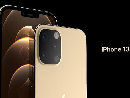 iPhone 13: encoche plus petite, batterie plus grosse, écran 120 Hz