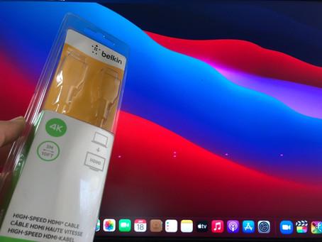 Mac mini M1: Apple enquête sur le bug des carrés roses sur les écrans