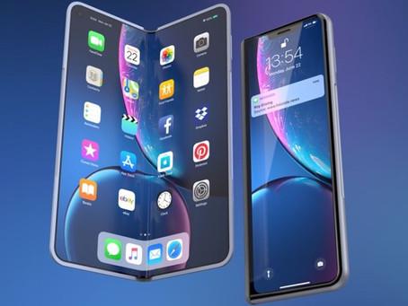 Apple pourrait lancer un iPhone pliable en 2023