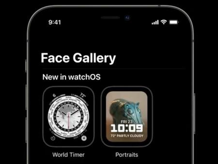 watchOS 8: un nouveau cadran 'World Timer' repéré