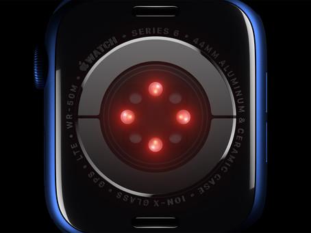 Apple Watch Series 7:  un capteur optique pour le suivi de la glycémie