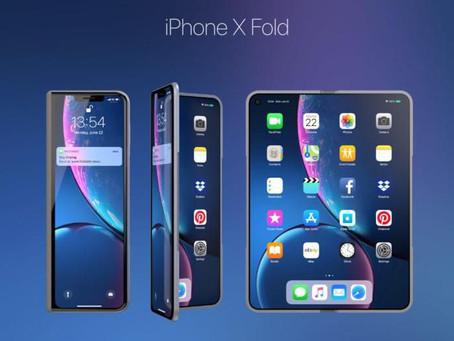 LG aiderait Apple à développer un écran pliable pour l'iPhone