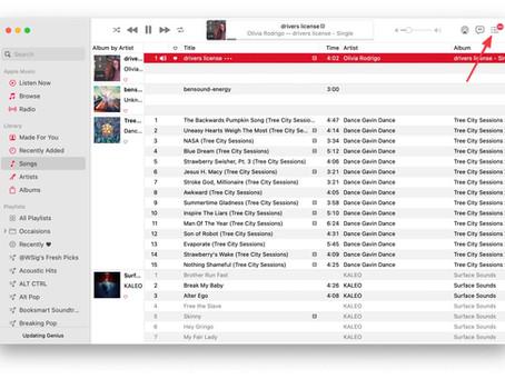macOS 11.3 bêta 2 public est disponible (lecture automatique, couverture du Mac, calendrier)
