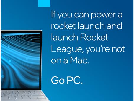 Intel se moque des Mac M1 dans une campagne publicitaire