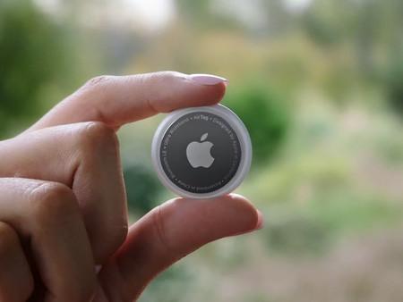 AirTag: la puce NFC fonctionne avec l'application Raccourcis
