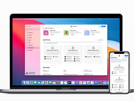 Apple fournit des conseils supplémentaires aux développeurs sur les étiquettes de confidentialité