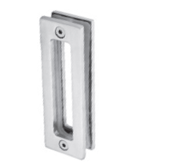ISLHN10	Brushed Square Sliding Door Handle
