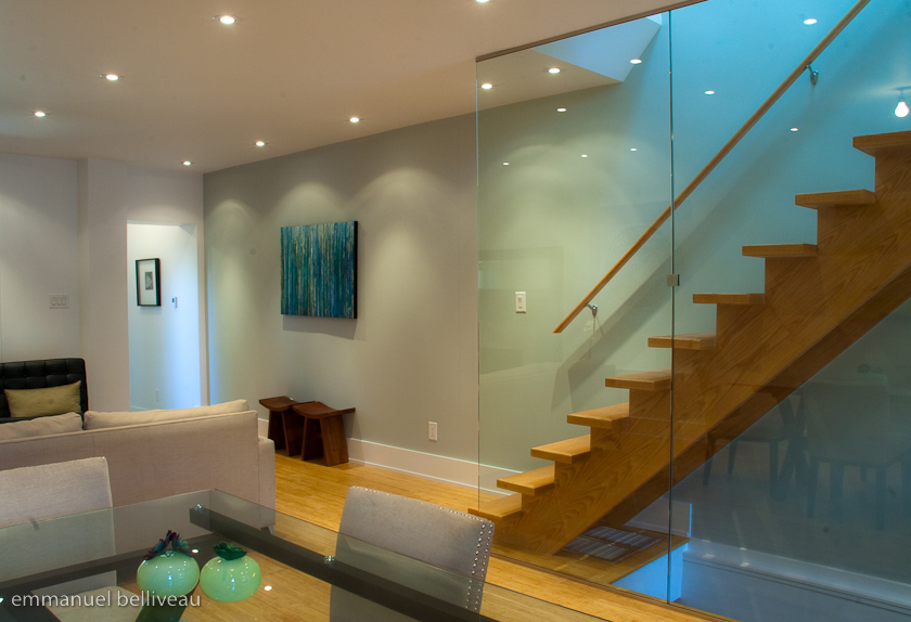 Glass Wall Railing