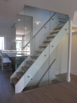 Glass Wall Railing