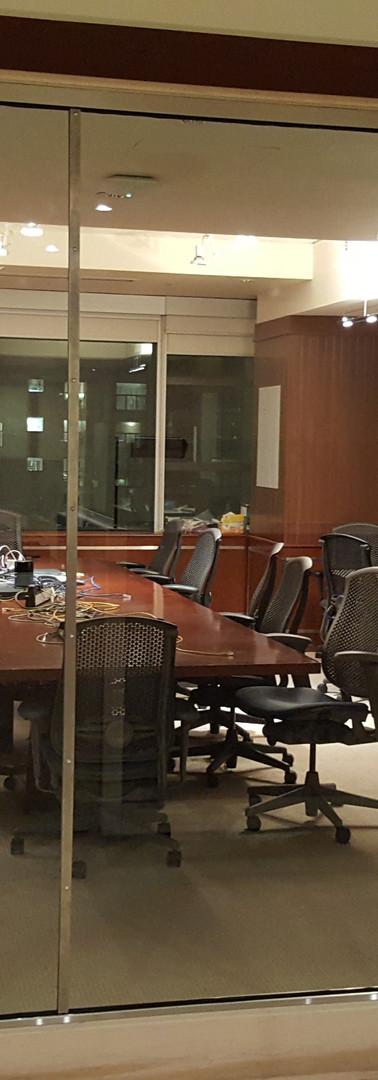Office divider