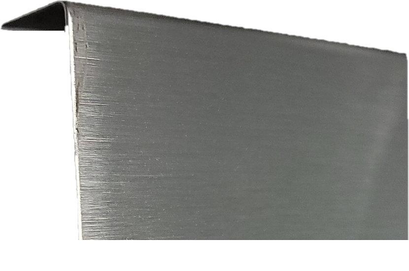ISHOECLADBL Matte Black Base Shoe Cladding 12ft