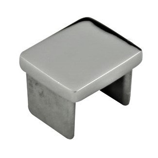 ICAPECSQ4004S Square Cap Rail End Cap For 40mmx40mm Tube SS304
