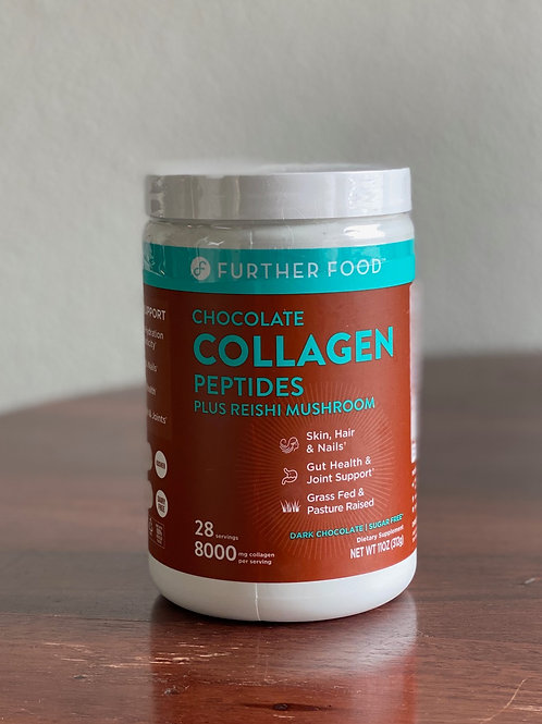Further Food Chocolate Collagen Peptides
