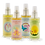 Thumbnail: Bio Aromaspray-Set mit Edelsteinen