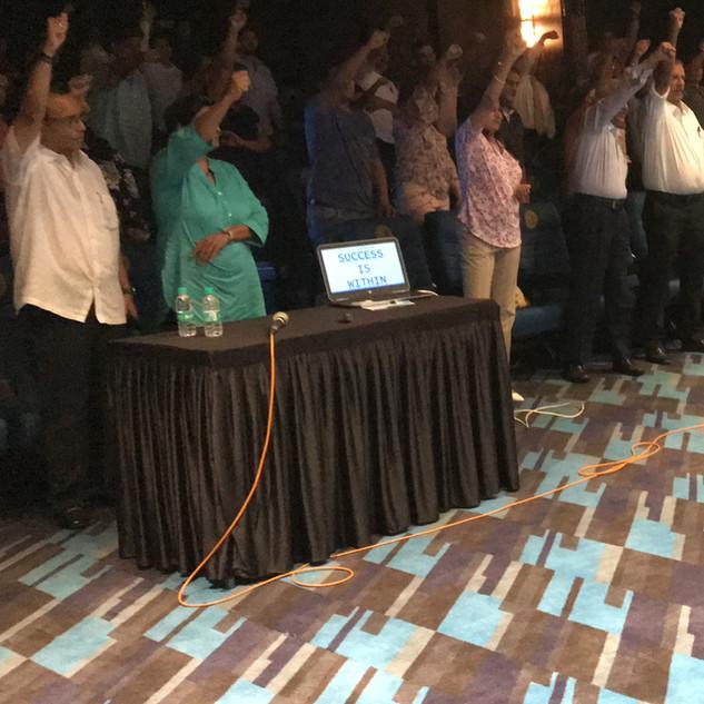 Keynote Speaker NSCI - India