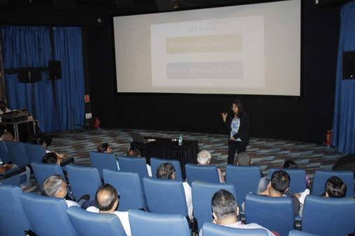 Payal Nanjiani Keynote Talk
