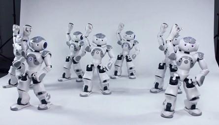 Did you hire Robots?