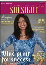 Payal Nanjiani in Magazine