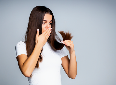 6 причини за цъфтящите краища на косата