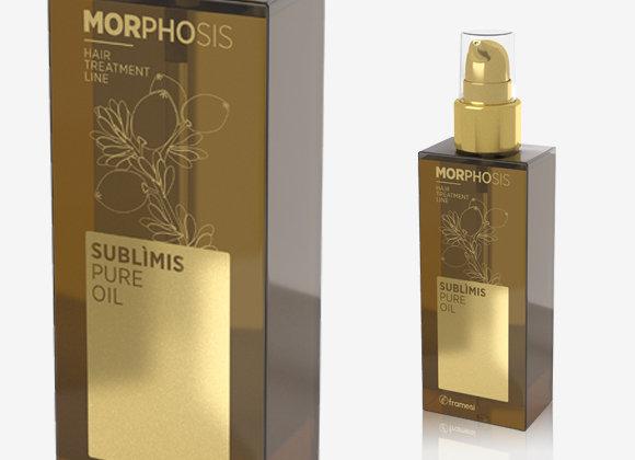MORPHOSIS SUBLIMIS PURE OIL Олио за коса от арган