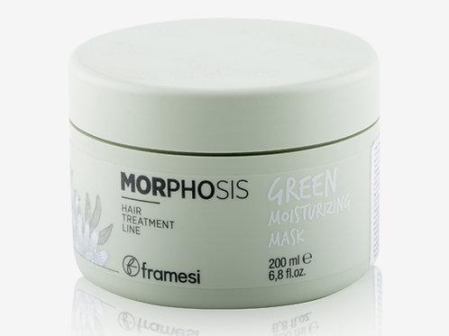 MORPHOSIS GREEN MOISTURIZING MASK Подхранваща маска