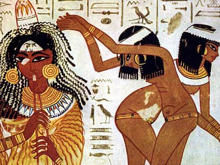 Изкуството на прическите в древен Египет