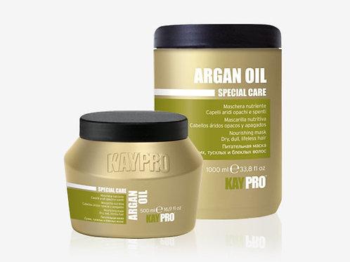 ARGAN MASK Подхранваща маска с олио от арган