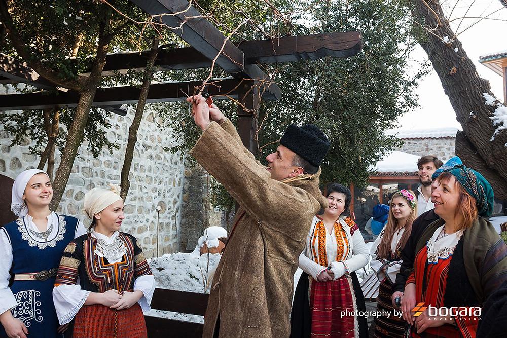 Трифон Зарезан – вино да се лее