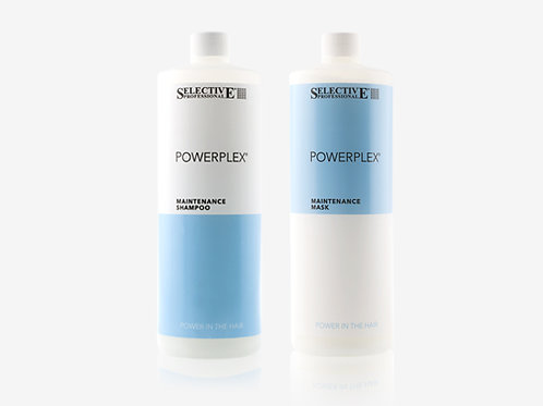 POWERPLEX MASK AND SHAMPOO