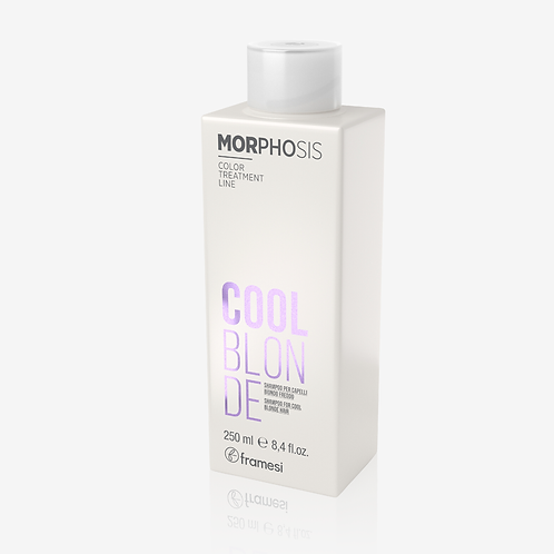 MORPHOSIS COOL BLONDE PLUS Шампоан за руси коси за студен отенък