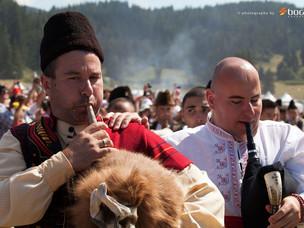 Магията на българската народна музика - инструменти