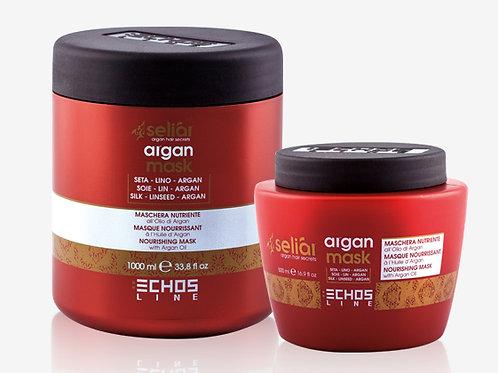 SELIAR ARGAN MASK Подхранваща маска с арганово масло