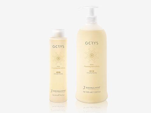 OCRYS DEHA CLEANSING HAIR & BODY SHAMPOO Шампоан за почистване на коса и тяло