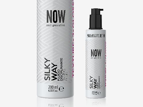NOW NEXT GENERATION SILKY WAY Флуид за изправяне на косата