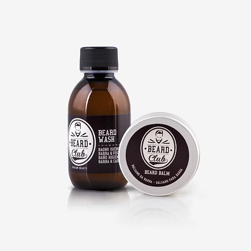 KAYPRO BEARD CLUB BEARD WASH AND BALM Серия грижа за брадата