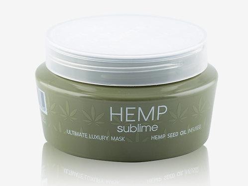 HEMP SUBLIME ULTIMATE LUXURY MASK Интензивна хидратираща маска