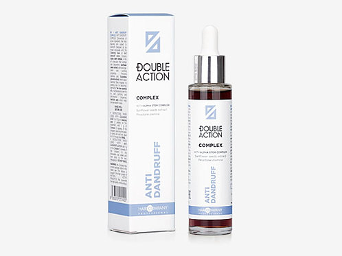 DOUBLE ACTION ANTI-DANDRUFF COMPLEX