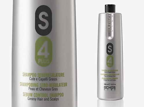 S4 PLUS SEBUM CONTROL SHAMPOO